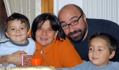 La famiglia Linari - Fornetto ILLILLO