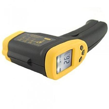 Pirometro per monitorare temperatura fornetto ILLILLO