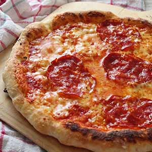 pizza no glutine
