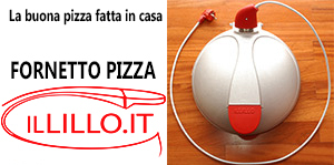 Fornetto pizza ILLILLO